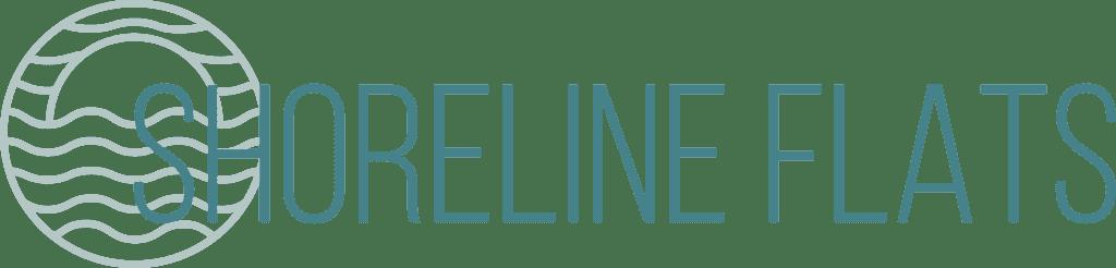 shoreline flats apartments logo